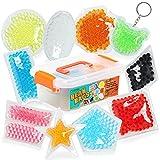 10 Pack Bean Bags Fidget Toys for Sensory...