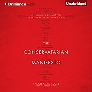 The Conservatarian Manifesto cover art