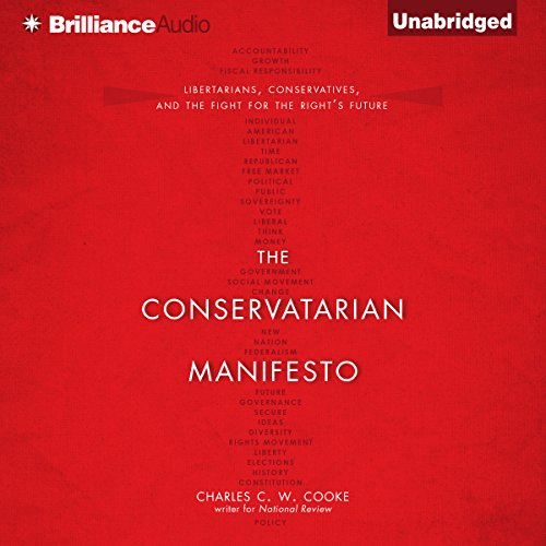 The Conservatarian Manifesto audiobook cover art