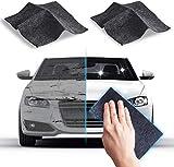 Nano Magic Cloth,Nano Sparkle Cloth,Car Scratch Remover Cloth,Multipurpose Scratch Repair Cloth,Upgraded Version (2pcs)