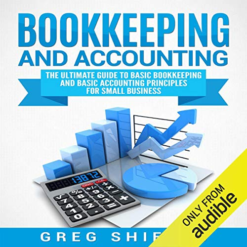 Bookkeeping and Accounting Audiobook By Greg Shields cover art