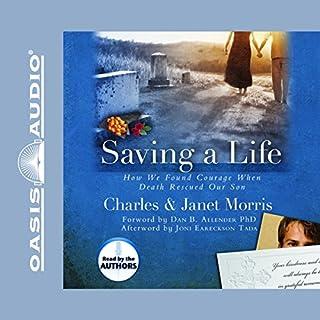 Saving A Life audiobook cover art