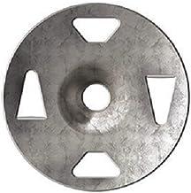 "KERDI-BOARD-ZT Washers for Installation of KERDI-BOARD Panels - 1-1/4"" (Quantity: 100)"