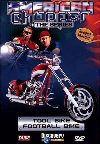 American Chopper the Series - Tool Bike and Football Bike
