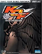 KOF? - Maximum Impact Official Fighters Guide de Joey Cuellar