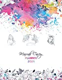 Mariah Carey Planner 2021: DATED Calendar | Daily & Weekly & Monthly Journal | Organizer For Work & School & Home | Multi Watercolor