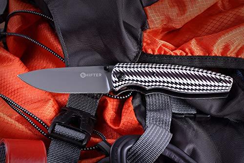 Russisches Taktisches Taschenmesser Zipper Textured Mr. Blade