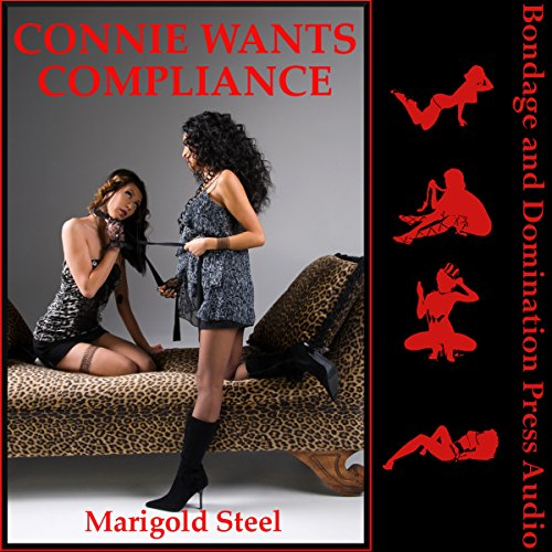 Connie Wants Compliance audiobook cover art