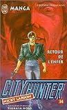 City Hunter (Nicky Larson), tome 34 - Retour de l'enfer