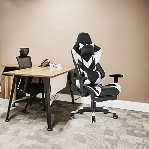 WOLTU® Racing Stuhl BS20ws Gaming Stuhl kaufen  Bild 1*