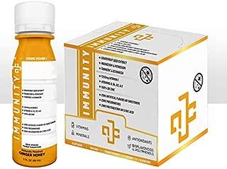 Just 'nCase Premium Immunity, Essential Vitamins & Minerals, Antioxidants Echinacea, Turmeric, Green Tea Extract, Grapefruit Seed Extract 12 Count
