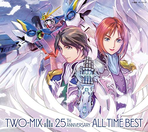 TWO-MIX 25th Anniversary ALL TIME BEST【初回限定盤】
