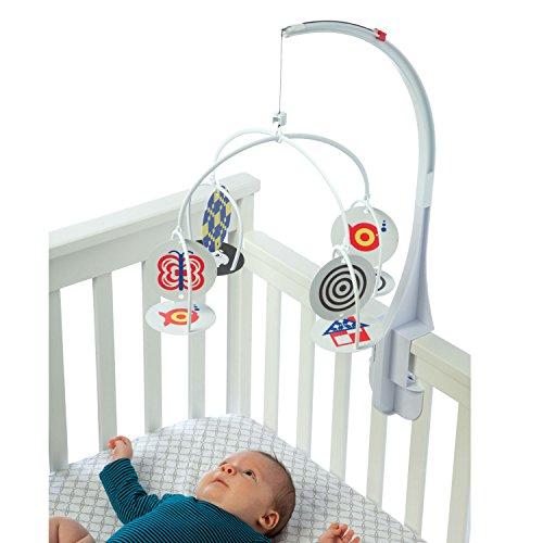 Manhattan Toy Wimmer-Ferguson Infant Stim-Mobile for Cribs Toy lits de bébé, 212810, Multicolour