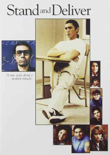 Stand & Deliver [DVD] [1988] [Region 1] [US Import] [NTSC]