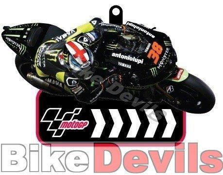MOTOGP Bradley Smith Porte-clés Kry gousset SUPPORT MOTO MOTO GP 38 - mgpkey95