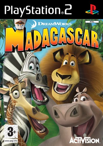 Madagascar (PS2) [PlayStation2]