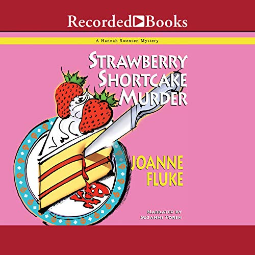 Strawberry Shortcake Murder cover art