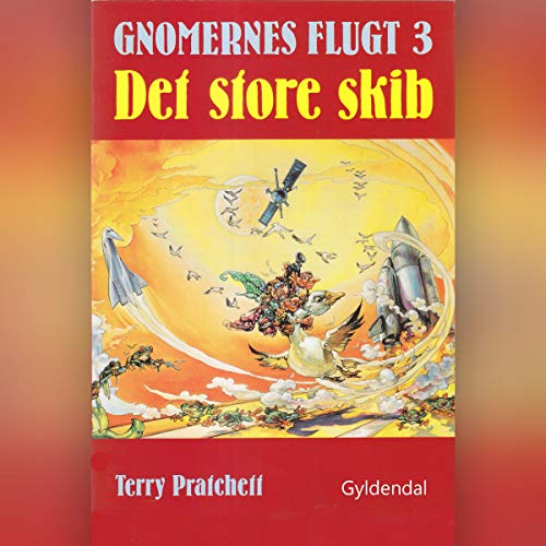 Det store skib cover art