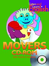 LISTEN LEARN ENG MOVERS CD-ROM PK (Listen & Learn English CD-Rom)