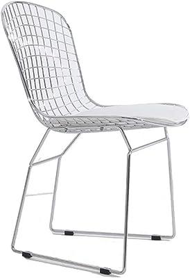 Amazon Com Set Of 4 Bertoia Side Chair Chairs