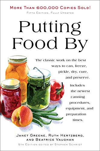 Compare Textbook Prices for Putting Food By: Fifth Edition 5th Updated ed. Edition ISBN 9780452296220 by Hertzberg, Ruth,Greene, Janet,Vaughan, Beatrice