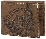 Guinness Wings Hombre Cartera Standard, Piel,