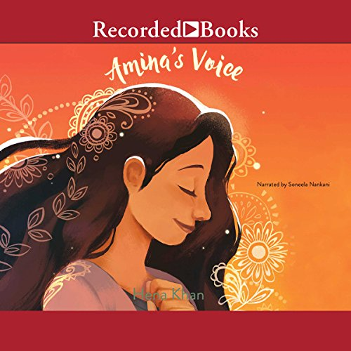 Amina's Voice audiobook cover art