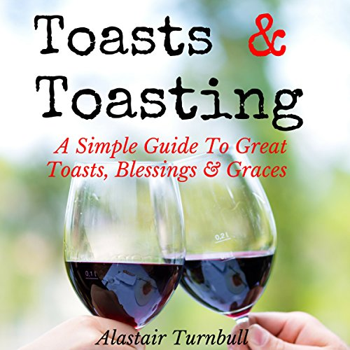 Toasts & Toasting audiobook cover art