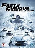 Fast & Furious Season 1-8 Boxset Dvd+Uv [Edizione: Regno Unito] [Reino Unido]