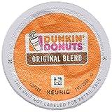 Dunkin' Donuts 2091512 Original Blend Coffee K-Cup Pods Medium Roast 44/Box (006933)