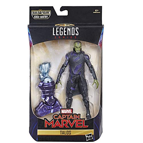 Marvel Captain Marvel-Figura TALOS 15CM