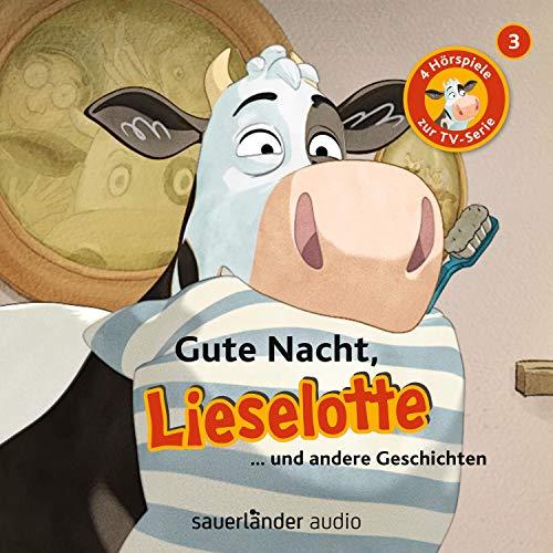 Gute Nacht, Lieselotte cover art