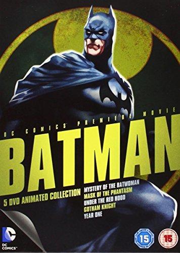 Batman: Animated Collection [DVD] [2018] [2012]