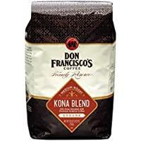 Don Francisco's Ground Kona Blend, Medium Roast Coffee