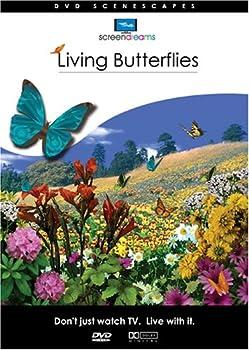 DVD Living Butterflies DVD Book
