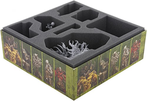 Foam Tray Value Set for The Others 7 Sins Apocalypse Board Game...