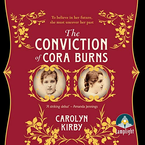 The Conviction of Cora Burns cover art