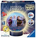 Ravensburger - Puzzle 3D Frozen 2, luz de noche (11141) , color, modelo surtido