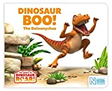 Dinosaur Boo The Deinonychus