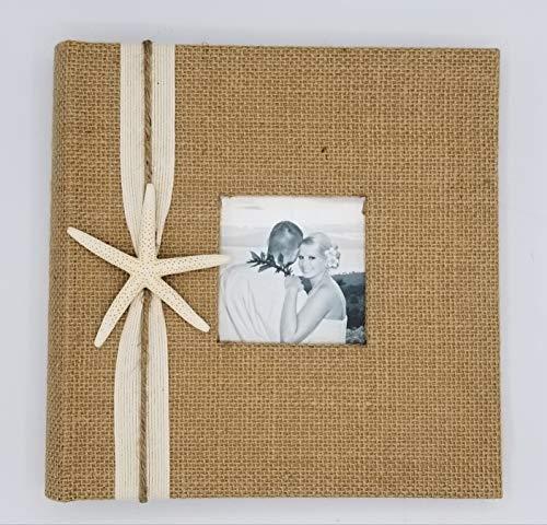 Starfish Photo Album - Holds 160 4x6' photos