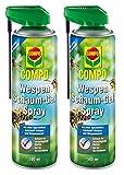 COMPO Wespen Schaum-Gel Spray 1 Liter Vorteilspack (2x500ml)