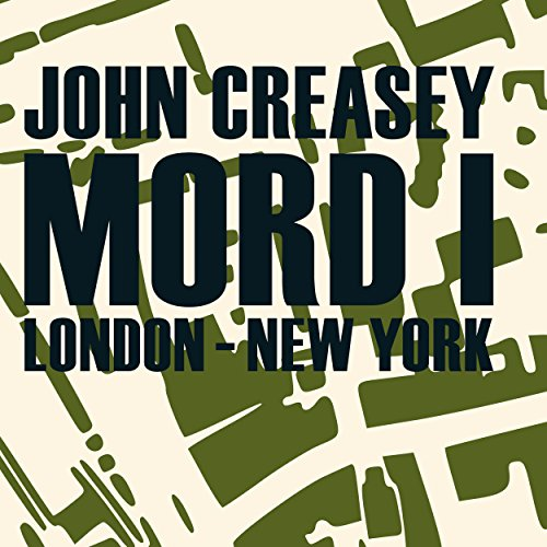Mord I: London - New York audiobook cover art