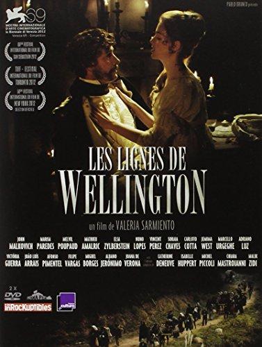 Les Lignes de Wellington Francia DVD