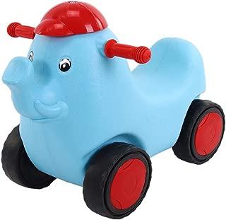赤ちゃんのバランス自転車自転車子供のおもちゃ子供の車ウォーカーライド子供のスクーターウォーカー男の子用女の子女の子18ヶ月 - 24ヶ月,Blue