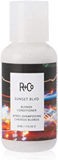 R+Co Sunset Blvd Blonde Conditioner Travel, 50ml