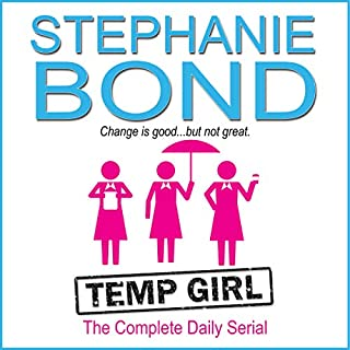 Temp Girl: The Complete Daily Serial cover art