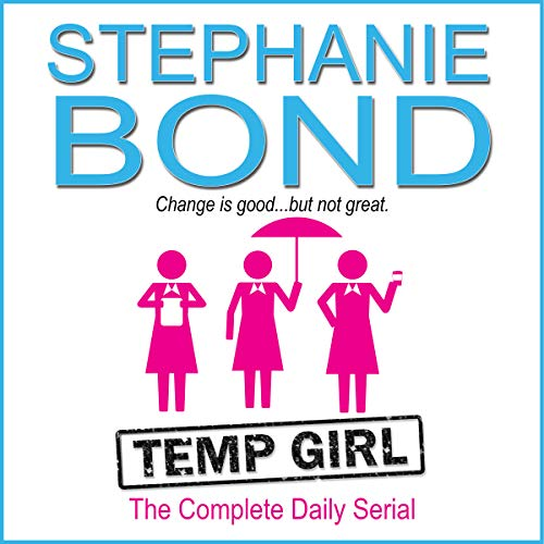 Temp Girl: The Complete Daily Serial audiobook cover art
