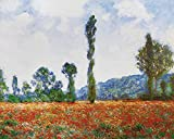 1art1 Claude Monet - Mohnblumenfeld In Giverny, 1890 Poster