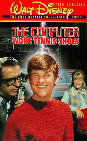 The Computer Wore Tennis Shoes [VHS]
