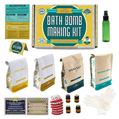 Bath Bomb Kit, Making 100% Pure...